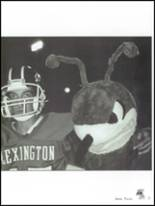 1995 Lexington High School Yearbook Page 78 & 79