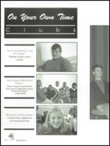 1995 Lexington High School Yearbook Page 136 & 137
