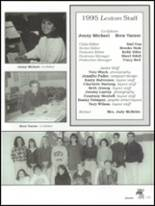1995 Lexington High School Yearbook Page 138 & 139