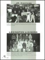 1995 Lexington High School Yearbook Page 162 & 163
