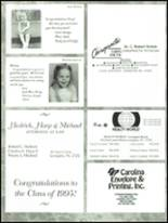 1995 Lexington High School Yearbook Page 188 & 189