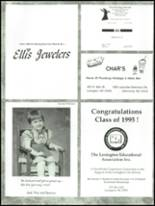 1995 Lexington High School Yearbook Page 204 & 205