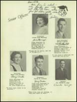 1950 Waverly High School Yearbook Page 16 & 17