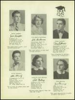 1950 Waverly High School Yearbook Page 24 & 25