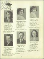1950 Waverly High School Yearbook Page 26 & 27