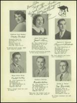 1950 Waverly High School Yearbook Page 28 & 29