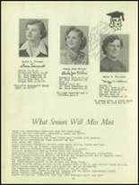 1950 Waverly High School Yearbook Page 30 & 31