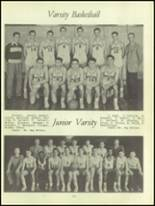 1950 Waverly High School Yearbook Page 46 & 47