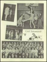 1950 Waverly High School Yearbook Page 50 & 51
