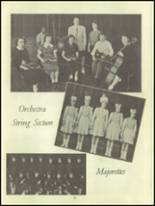 1950 Waverly High School Yearbook Page 54 & 55