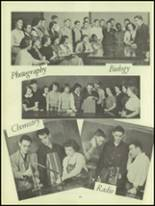 1950 Waverly High School Yearbook Page 66 & 67