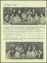 1950 Waverly High School Yearbook Page 68 & 69