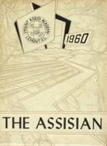 1960 Yearbook Mt. Assisi Academy