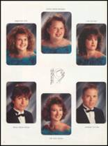 1989 Bradford High School Yearbook Page 10 & 11