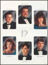 1989 Bradford High School Yearbook Page 14 & 15