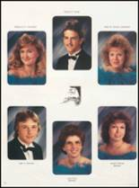 1989 Bradford High School Yearbook Page 18 & 19