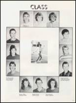 1989 Bradford High School Yearbook Page 32 & 33