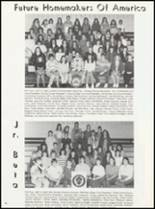 1989 Bradford High School Yearbook Page 52 & 53