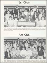 1989 Bradford High School Yearbook Page 58 & 59