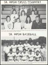 1989 Bradford High School Yearbook Page 66 & 67