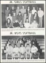 1989 Bradford High School Yearbook Page 68 & 69