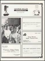 1989 Bradford High School Yearbook Page 100 & 101
