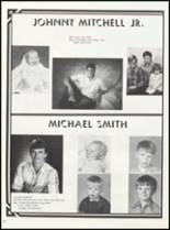 1989 Bradford High School Yearbook Page 110 & 111