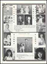 1989 Bradford High School Yearbook Page 112 & 113
