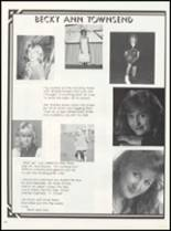 1989 Bradford High School Yearbook Page 114 & 115