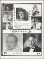 1989 Bradford High School Yearbook Page 120 & 121