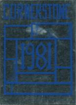 1981 Yearbook Immaculate Conception High School