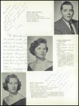 1958 Kings Park Central School Yearbook Page 22 & 23