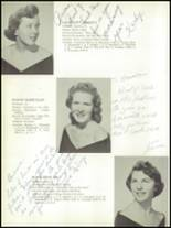 1958 Kings Park Central School Yearbook Page 24 & 25