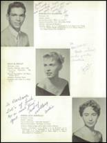 1958 Kings Park Central School Yearbook Page 28 & 29
