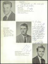 1958 Kings Park Central School Yearbook Page 30 & 31