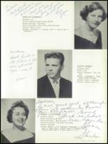 1958 Kings Park Central School Yearbook Page 32 & 33