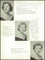 1958 Kings Park Central School Yearbook Page 34 & 35