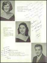 1958 Kings Park Central School Yearbook Page 40 & 41