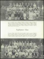 1958 Kings Park Central School Yearbook Page 50 & 51