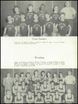 1958 Kings Park Central School Yearbook Page 60 & 61