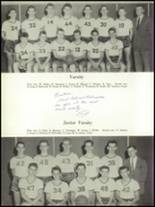 1958 Kings Park Central School Yearbook Page 62 & 63