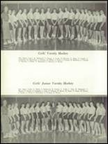 1958 Kings Park Central School Yearbook Page 64 & 65