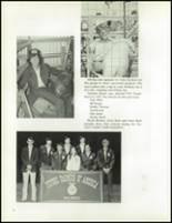 1976 Mildred High School Yearbook Page 12 & 13
