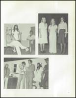 1976 Mildred High School Yearbook Page 14 & 15