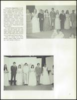 1976 Mildred High School Yearbook Page 16 & 17