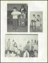 1976 Mildred High School Yearbook Page 18 & 19