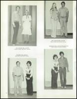 1976 Mildred High School Yearbook Page 20 & 21