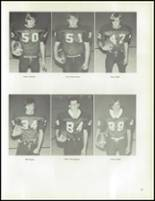 1976 Mildred High School Yearbook Page 28 & 29