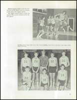 1976 Mildred High School Yearbook Page 36 & 37