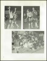 1976 Mildred High School Yearbook Page 38 & 39